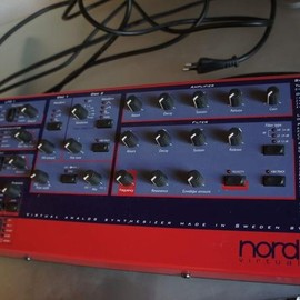 CLAVIA - nord rack