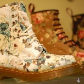 Dr.Martens - Boots,Doc martens,Fashion,Floral,Flowers,Photography,