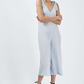 TOPSHOP/TOPMAN - Bow Detailed Jumpsuit