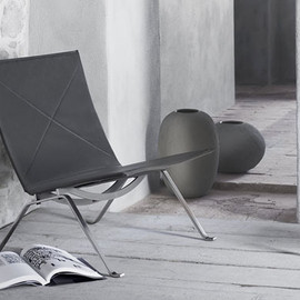 Poul Kjaerholm - PK22™, Lounge chair
