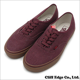 VANS - Authentic (Washed Canvas)