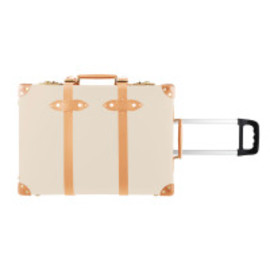 "GLOBE-TROTTER - SAFARI Ivory & Natural - 21"" TROLLEY CASE"