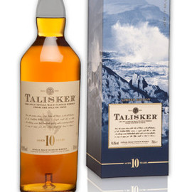 タリスカー 10年 - Talisker Scotch Whisky -  10 year old