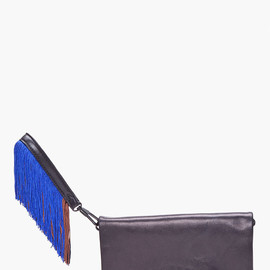 3.1 Phillip Lim - 3.1 PHILLIP LIM Lynus Envelope Clutch with Fringe