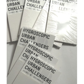 URBAN RESEARCH - HYGROSCOPIC URBAN CHALLENGERS