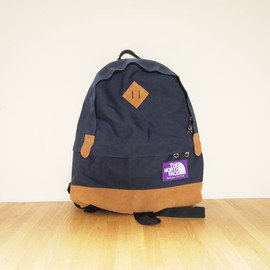 THE NORTH FACE PURPLE LABEL - Medium Day Pack DARK NAVY