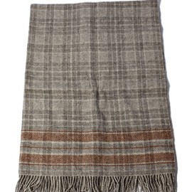 LABOUR AND WAIT - RONALDSAY BLANKET (THROW)