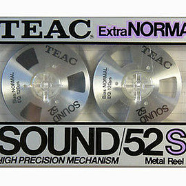 TEAC - TEAC Sound/52S Audio Cassette