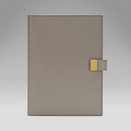 SMYTHSON - Grosvenor collection A5 Lippiatt folder