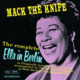Ella Fitzgerald - Mack the Knife-Complete Ella