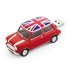 zerobasic - mini cooper USB /union jack