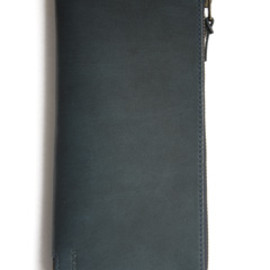 "bal - Thin Leather Wallet ""L"" by Porter (indigo)"