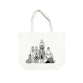 Noritake - EVERYDAY PEOPLE(totebag)