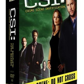Created by Anthony E. Zuiker - CSI: Crime Scene Investigation - The Complete Fifth Season (2004-2005))