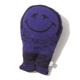 "detour life - SMILE PILLOW×detour life ""HEY"""