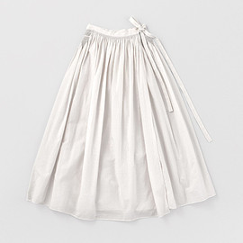 ARTS&SCIENCE - Smocked Wrap Skirt