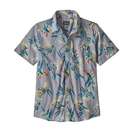 patagonia - M's Go To Shirt, Parrots: Ghost Purple (PAGH)