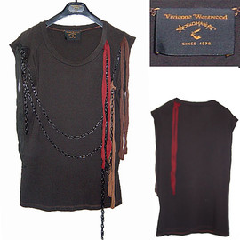 VIVIENNE WESTWOOD - Vivienne Westwood Anglomania Chains Top ヴィヴィアンウエストウッド チェーントップ