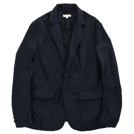 Engineered Garments - Baker Jacket,Dark Navy Broken Twill