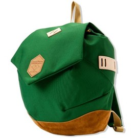 COSMIC WONDER - SPHERE DAYPACK[GREEN]