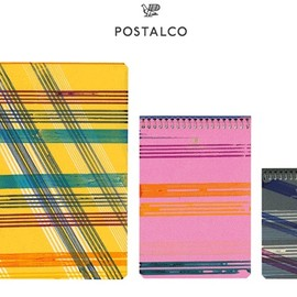 POSTALCO - Wheel Printed Cover Note