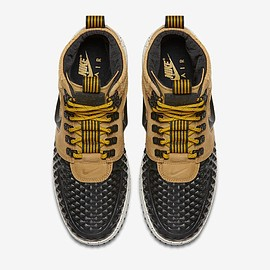 "NIKE - LUNAR FORCE 1 DUCKBOOT ""BLACK TAN"""