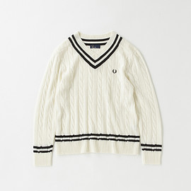 FRED PERRY - Tilden Knit