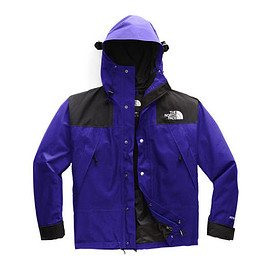 THE NORTH FACE - THE NORTH FACE 1990 Mountain Jacket GTX Aztec Blue