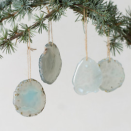 Agate Ornament