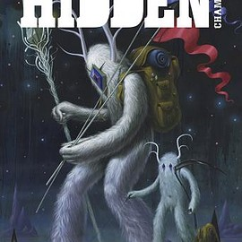 HIDDEN CHAMPION - HIDDEN CHAMPION Issue#38