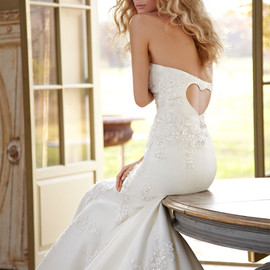 wedding dress - Hayley Paige Bridal Gowns, Wedding Dresses Style HP6202 by JLM Couture, Inc.
