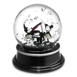 Disney - Mickey and Minnie Mouse ''1928'' Snow Globe