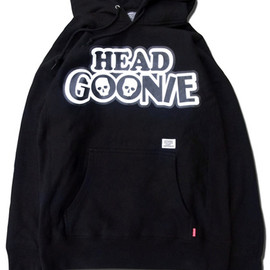 HEADGOONIE - HEADGOONIE LOGO HOODYSWEAT (HEAVYWEIGHT)