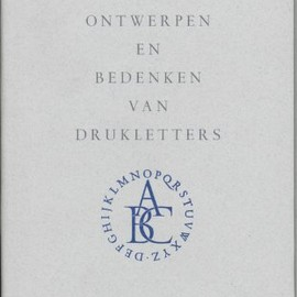 Jan Van Krimpen - Over Drukletters