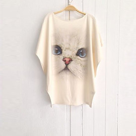 howmanytshirt - how-bs-whitecat