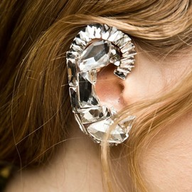 Dries Van Noten - ear cuff