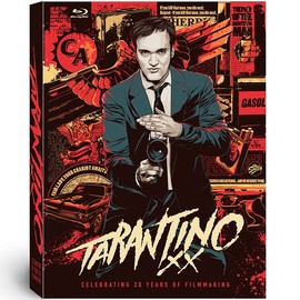 Quentin Tarantino - Tarantino XX 8 Film Collection
