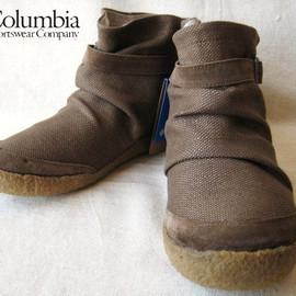 Columbia - FOREST PARK MINI BOOT YU2532 Trail