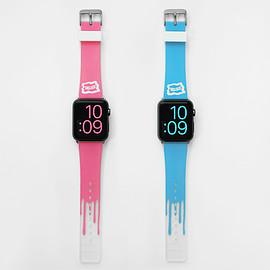 ICECREAM, Casetify - DRIP APPLE WATCH BAND