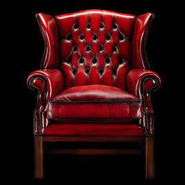 chesterfield - John Stewart Mill Wing Chair