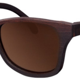 Shwood - Wooden Sunglasses | Canby / East Indian Rosewood Brown Polarized