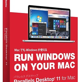 Parallels - Desktop 11 for Mac Retail Box JP