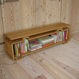 EGthout - Kaboenk book bench