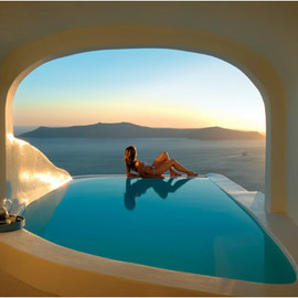 Santorini, Greece - KATIKIES THE HOTEL