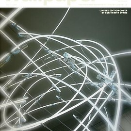 IPC Media, Time Inc. - Wallpaper magazine May 2009 Limited Edition Cover by Cerith Wyn Evans