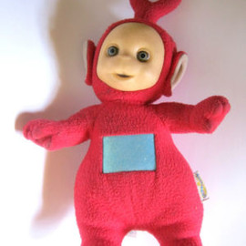 PLAYSKOOL - Talking Po Teletubbie