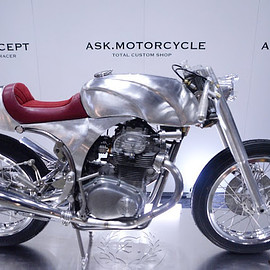 Ask motorcycle - Neo Retro Cafe Racer  / HONDA