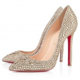 Christian Louboutin - Christian Louboutin PIGALLE STRASS 1