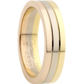 Cartier - Trinity Wedding Band