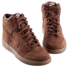 A.P.C.× NIKE - Dunk High Brown